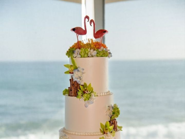 Tmx 1485443189147 O 1 Los Angeles, California wedding cake