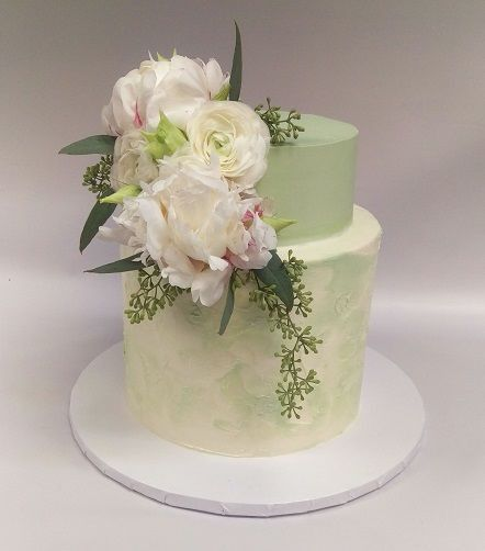 Tmx 1532552392 6e68c61cabe345fd 1532552391 584fbc83e2671bbd 1532552390800 9 Green Los Angeles, California wedding cake