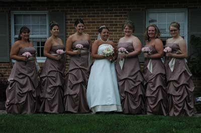 Formal photos of the wedding party Before, during and after the ceremony are important to capturing...