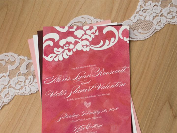 Tmx 1367503919519 Img0636 Philadelphia wedding invitation