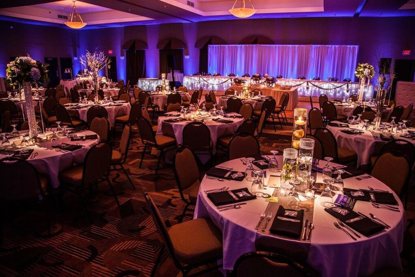 Annual taste testing event, we allow you to see the room set up for a wedding and to taste food and...