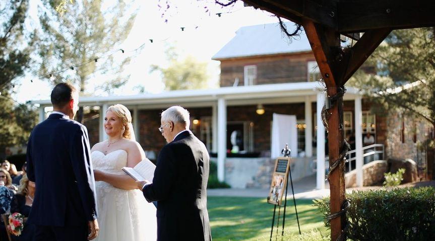 Mesa Wedding