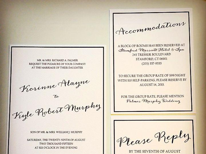 Tmx Navy Text Based Diagonal Wedding Invite 51 633358 East Northport, NY wedding invitation