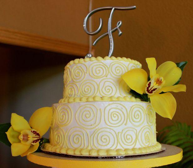 Sweet Talkin\' Treats - Wedding Cake - Watertown, WI - WeddingWire