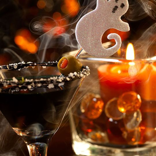 drinks halloween