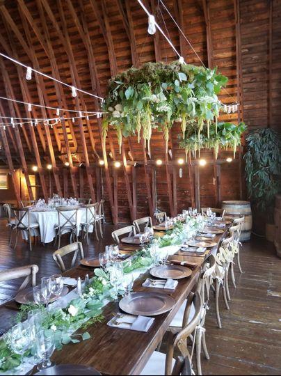 Loft wedding