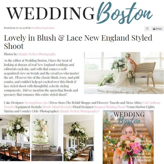 Wedding Boston feature