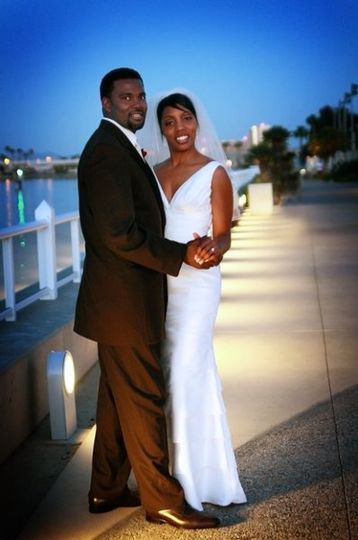 Rachelle and Hermans Wedding Pictures San Diego California
