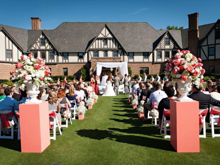 Tmx Event Lawn Ceremony Ross Course 51 727358 Greensboro, NC wedding venue