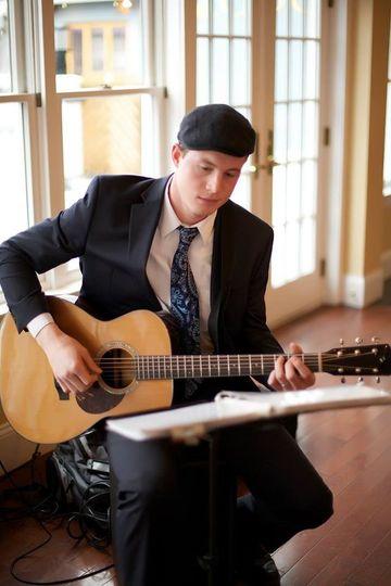 Adam Rice - Singer/Guitarist