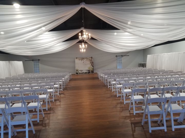 Main Event Room with 240 chair
