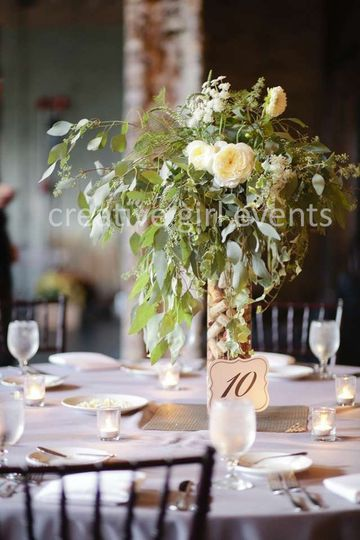 jarvis wedding centerpieces 9 creative girl events