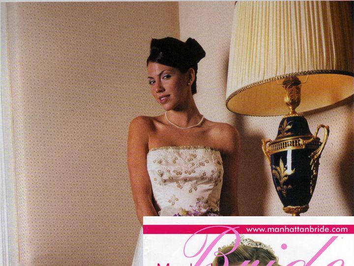 Tmx 1399560062009 Manhattan Bride 0 Hoboken wedding dress