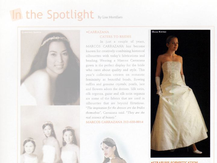 Tmx 1399560189999 Wedding Dresse Hoboken wedding dress