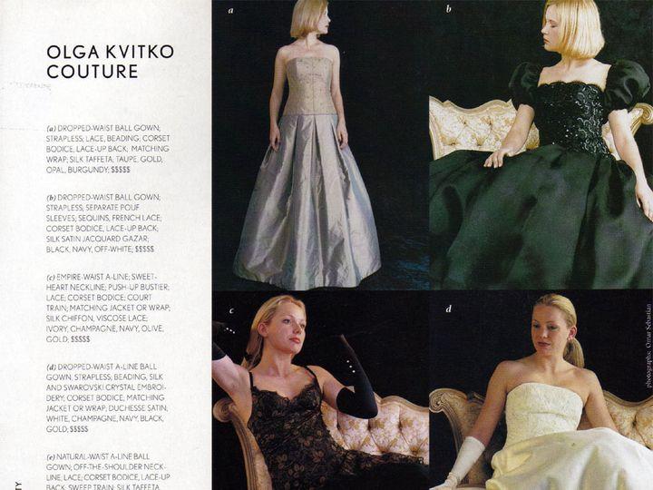 Tmx 1399644474927 The Kno Hoboken wedding dress