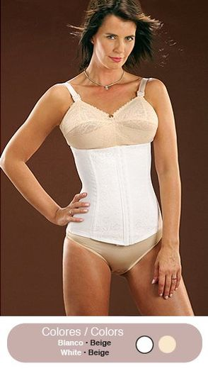 This reshaper will reduce your waist up to 2 sizes and straighten your torso and back for a great...