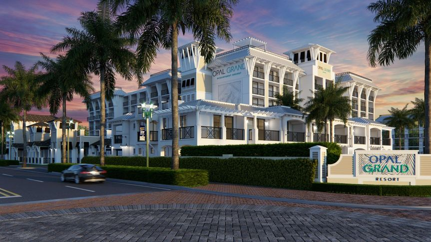 Opal Grand Oceanfront Resort
