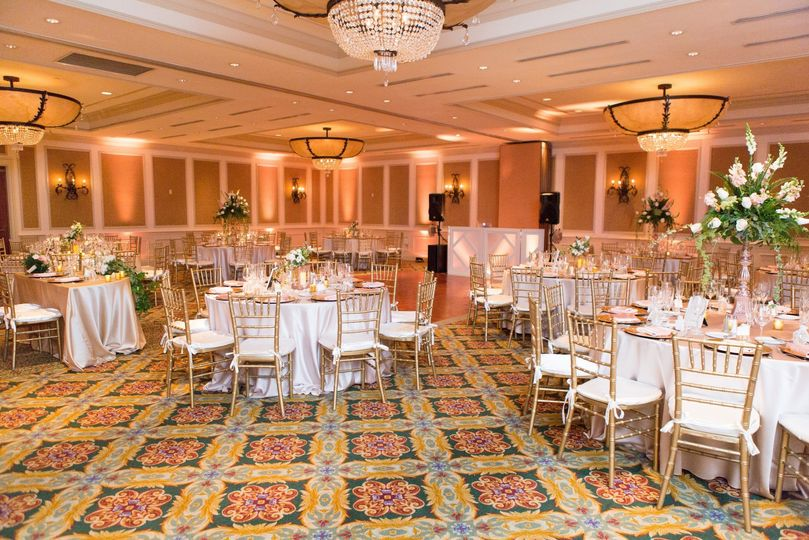 Coral Reef Ballroom