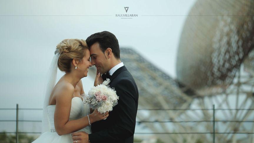 Wedding videography in Barcelona, Spain Wedding at hotel Arts, Barcelona