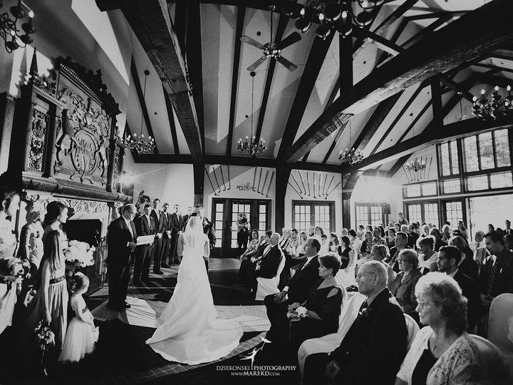 Tmx 1364584645692 MeganKeithCeremony39bw Lake Orion, MI wedding venue