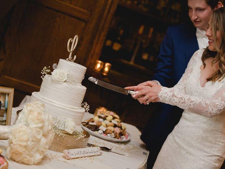 Tmx Cake Cutting 51 194458 160865446579025 Lake Orion, MI wedding venue