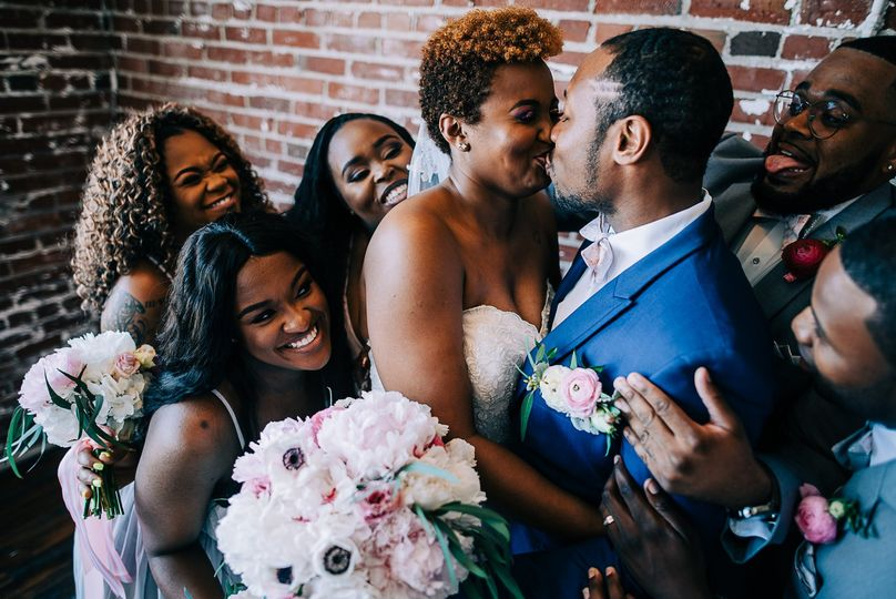 409 south main wedding