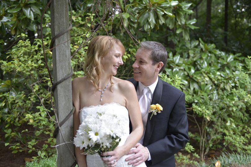 Vedder-Furney Wedding Flint Hill Norcross, GA Hair and Makeup: Breanna Grissett...