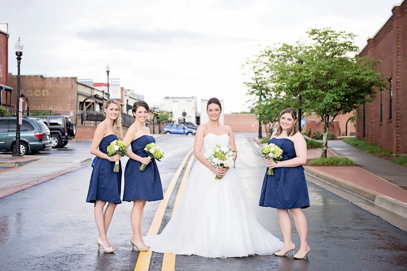 McDaniel-Piatt WeddingConservatory at WaterstonAcworth, GAHair and Makeup: Breanna Grissett and Gail...
