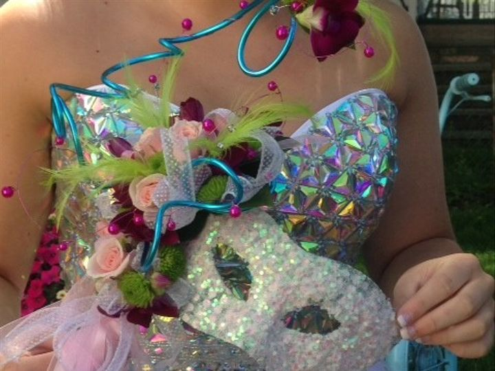 Tmx 1489079069728 Prom Mask 1 Danville wedding florist