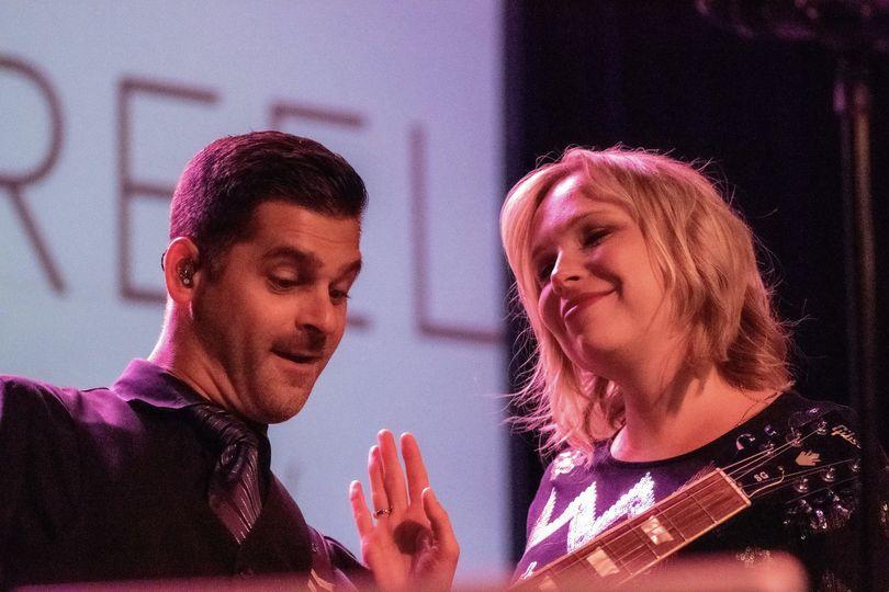 Matt and Sarah!