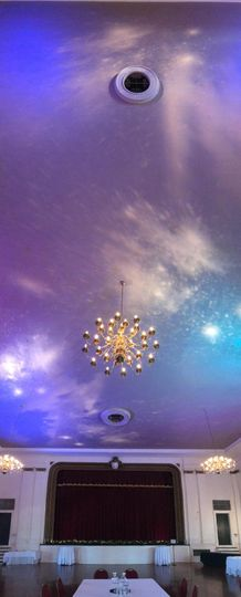 Ceiling Wash/Image Projection