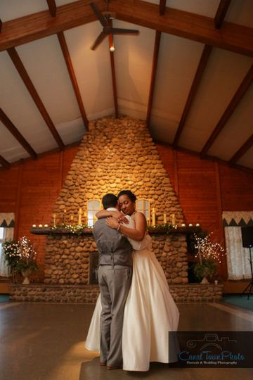 hickory ridge wedding photos