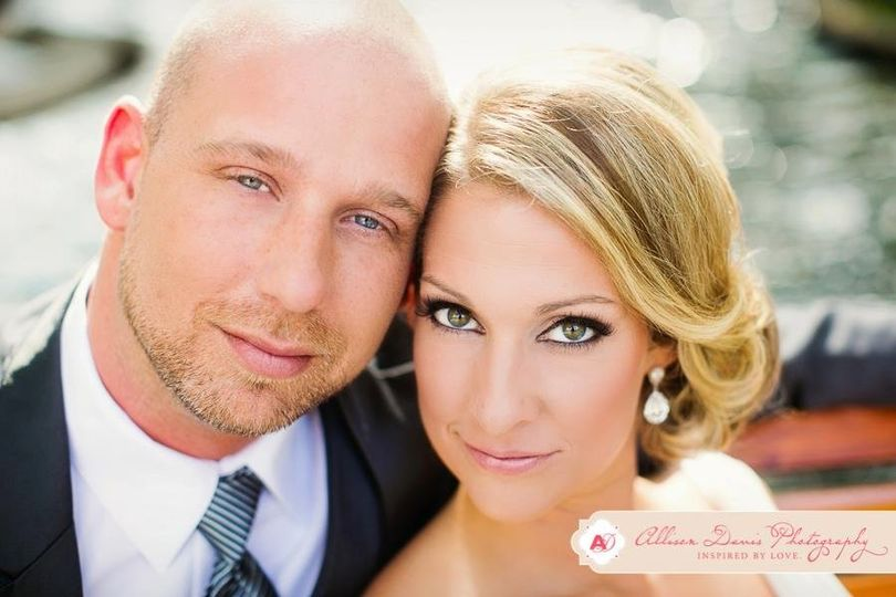 Angie Williams AW Wedding Hair And Makeup Services