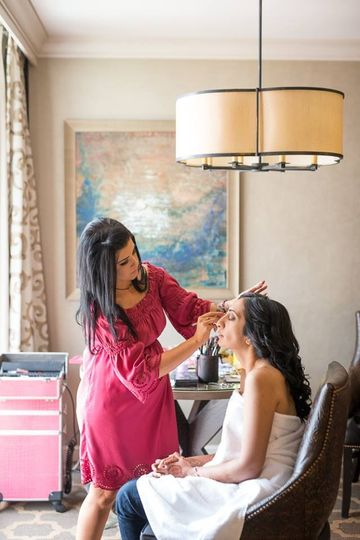 AW Wedding Hair and Makeup Services