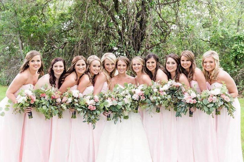 Lovely TX Wedding