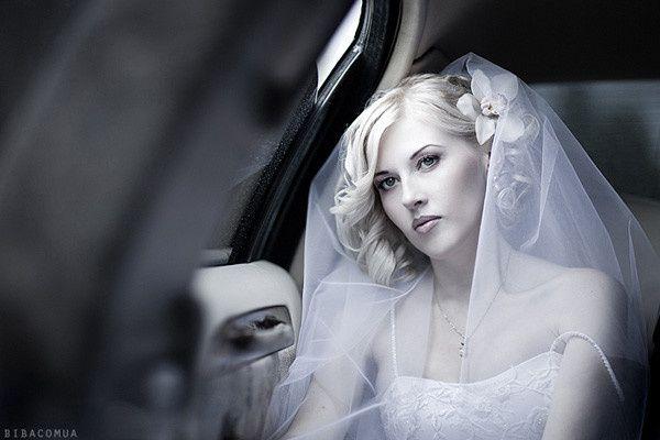 limo bride
