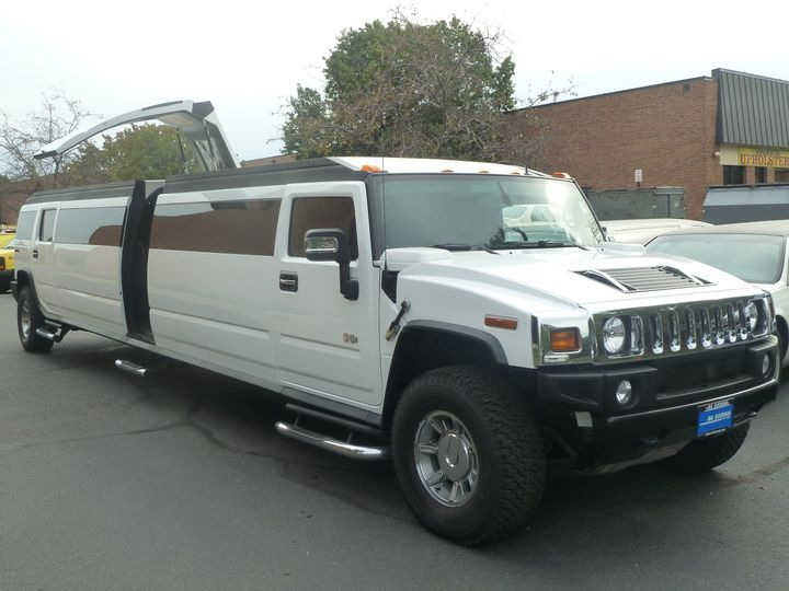 Tmx 1401917360155 Hummer Limo Jet Door   Copy Alexandria, District Of Columbia wedding transportation