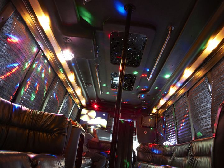 Tmx 1402604666758 22 Pax Party Bus4 Alexandria, District Of Columbia wedding transportation