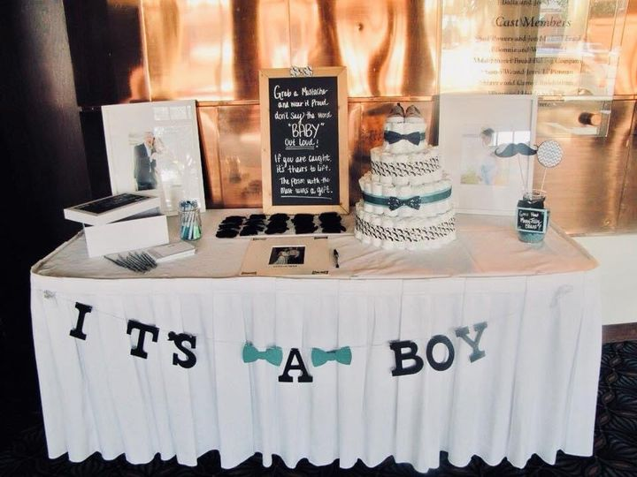 Closson Baby Shower