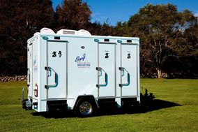 ElizaJ Portable Restroom and Event Rentals