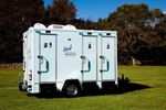 ElizaJ Portable Restroom and Event Rentals image