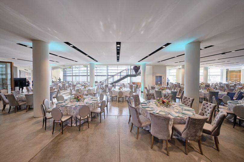 Elegant indoor spaces