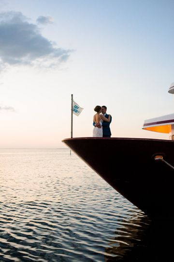 Sail away aboard our yacht