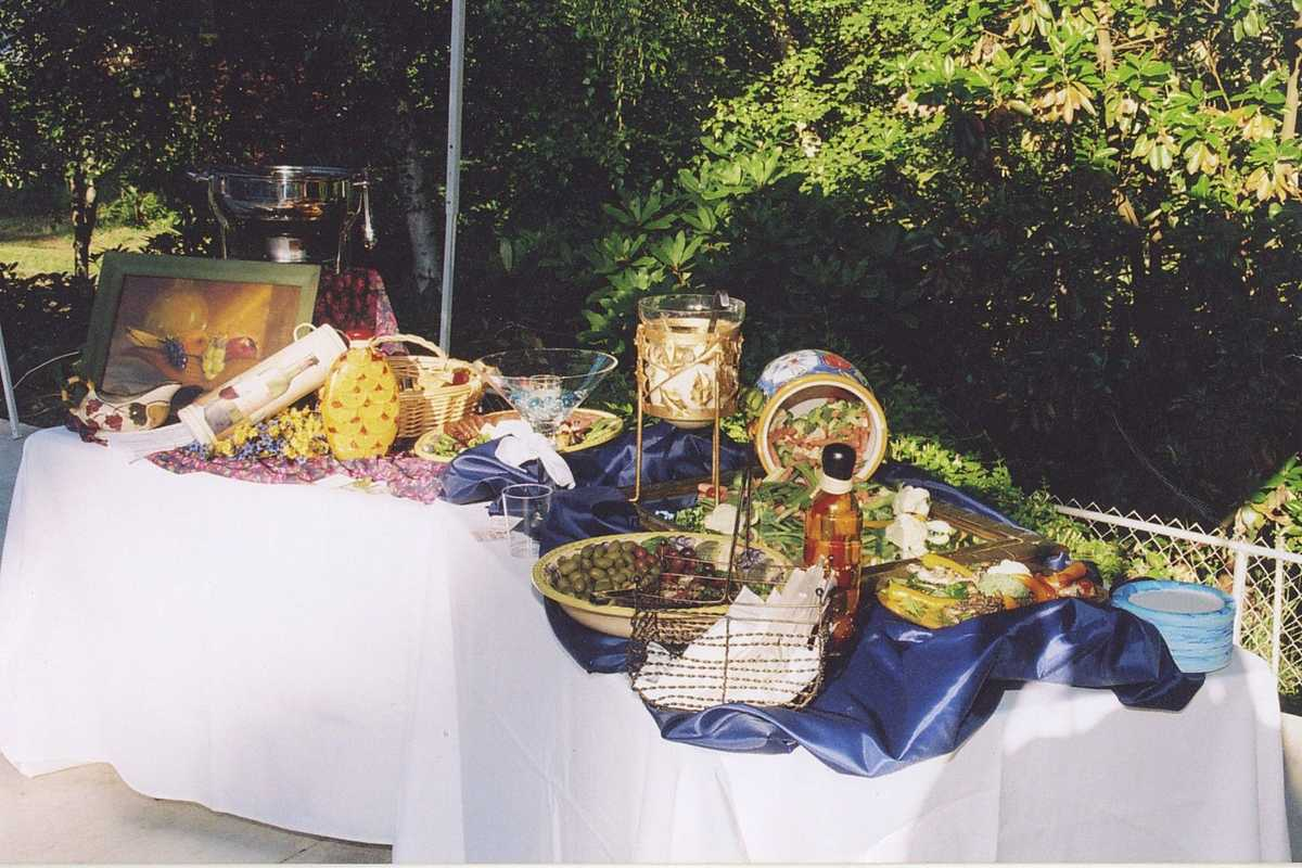 It's Party Time Catering, BBQ and Event Organizing