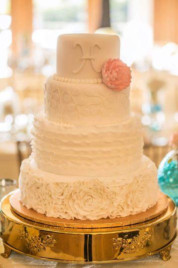 Cut The Cake - Wedding Cake - Orlando, FL - WeddingWire