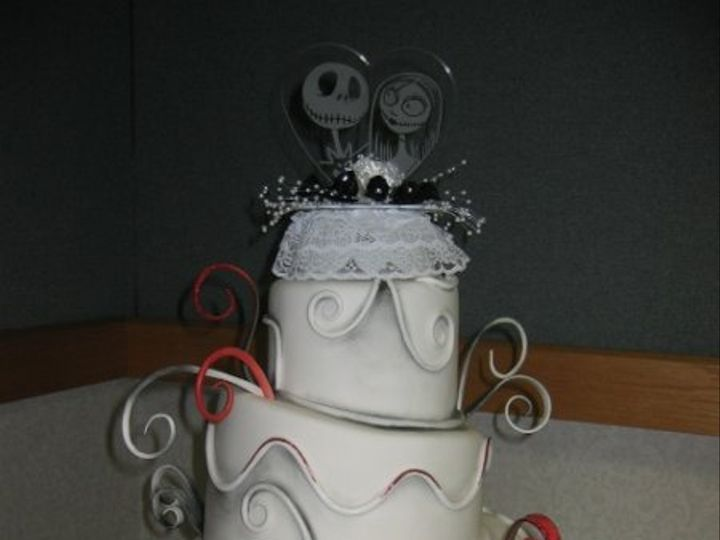 Tmx 1200005229329 IMG 0075 Haines City, FL wedding cake