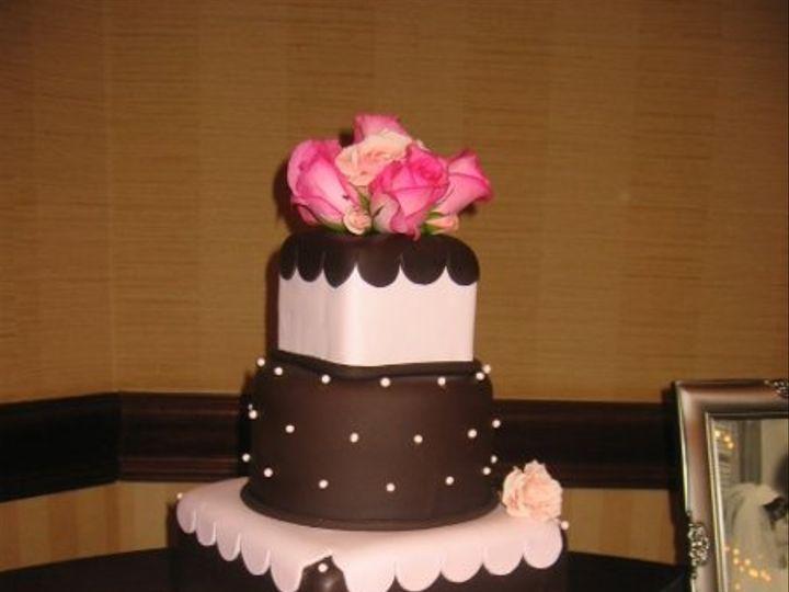 Tmx 1202740764468 Wedding Haines City, FL wedding cake