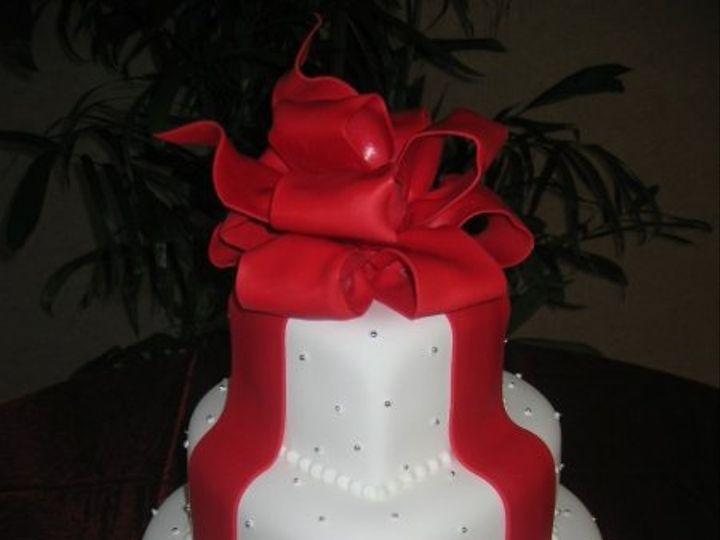 Tmx 1202740814984 Wedding2 Haines City, FL wedding cake