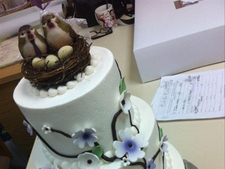 Tmx 1308841759366 Birds Haines City, FL wedding cake