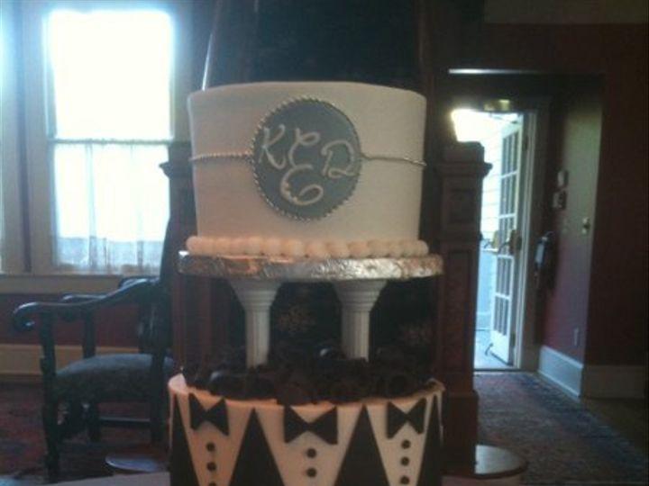Tmx 1308841956334 Tuxedo Haines City, FL wedding cake